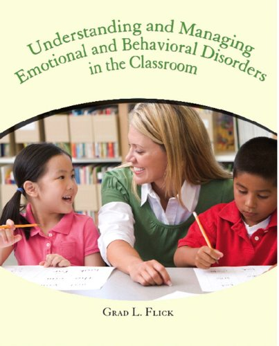 9780130417138: Understanding and Managing Emotional and Behavior Disorders in the Classroom