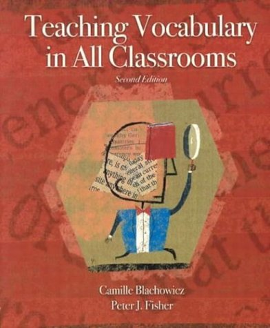 9780130418395: Teaching Vocabulary in All Classrooms (2nd Edition)