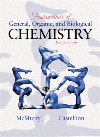 9780130418425: Fundamentals of General, Organic and Biological Chemistry
