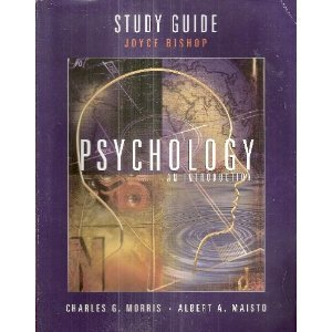 9780130418524: Psychology: An Introduction, Study Guide