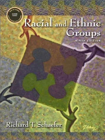 9780130418692: Racial and Ethnic Groups