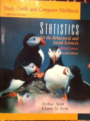 9780130419651: Statistics for Behavioural and Social Sciences