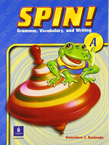 9780130419811: Spin! Level A