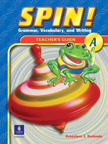 9780130419828: SPIN!: Level A (Spin!)
