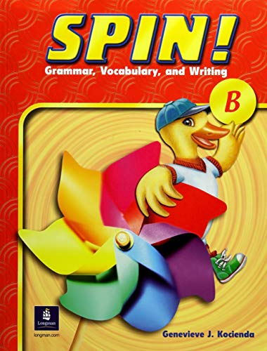 9780130419859: Spin!: Students' Book Level B: Grammar, Vocabulary and Writing