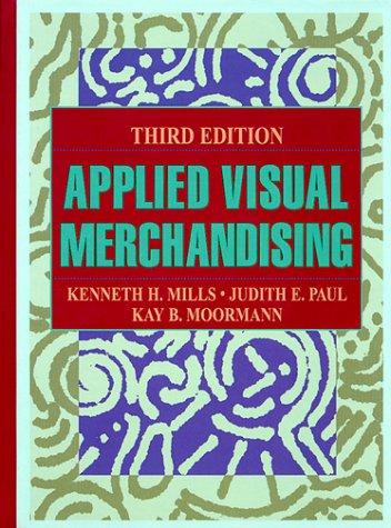 9780130419897: Applied Visual Merchandising (3rd Edition)