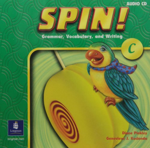 Spin!: Level C: Grammar, Vocabulary, and Writing: Pearson