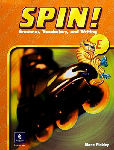 Spin! Level E: Pearson Education, Pearson