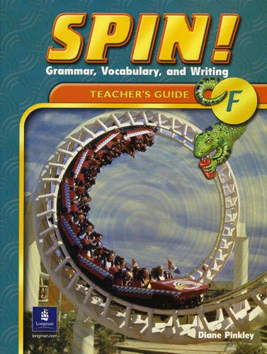 9780130420053: Spin F: Teacher's Edition