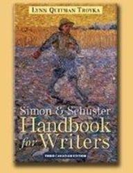 9780130420268: Simon & Schuster Handbook for Writers