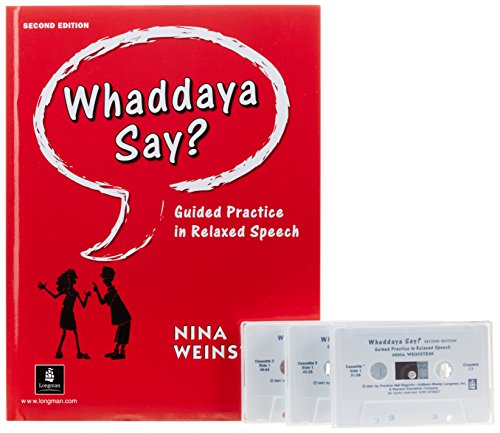 9780130420398: Whaddaya Say Book Cassette Package