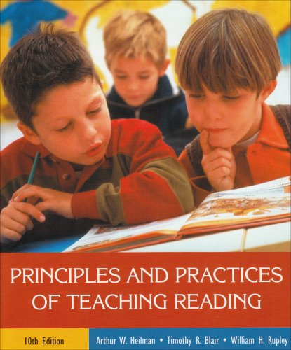 9780130420831: Principles and Practices of Teaching Reading (10th Edition)