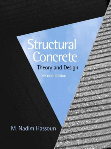 9780130421715: Structural Concrete: Theory and Design (2nd Edition)