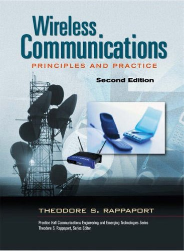 9780130422323: Wireless Communications: Principles and Practice (Prentice Hall Communications Engineering & Emerging Technologies Series)
