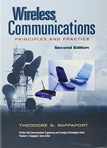 9780130422323: Wireless Communications: Principles and Practice (2nd Edition)