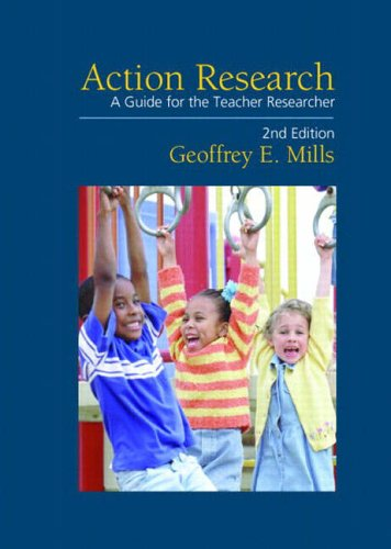 9780130422545: Action Research: A Guide for the Teacher Researcher (2nd Edition)