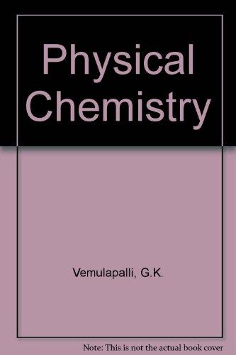 9780130423009: Physical Chemistry