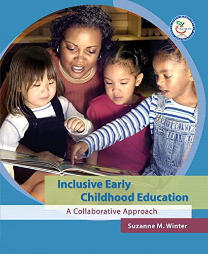 9780130423351: Inclusive Early Childhood Education: A Collaborative Approach