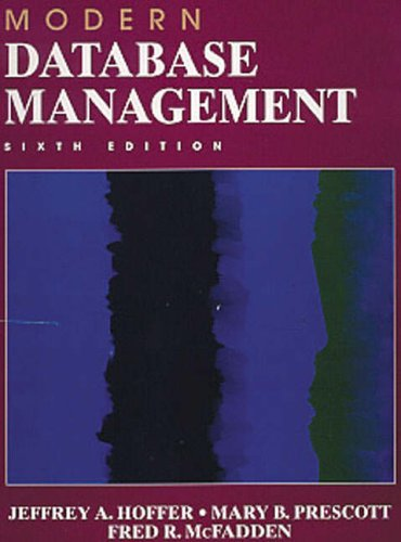 Modern Database Management (International Edition): Jeffrey A. Hoffer