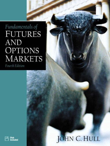 9780130423580: Fundamentals of Futures and Options Markets (International Edition)