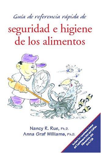 9780130424037: Guía de referencia rpida de seguridad e higiene de los alimentos