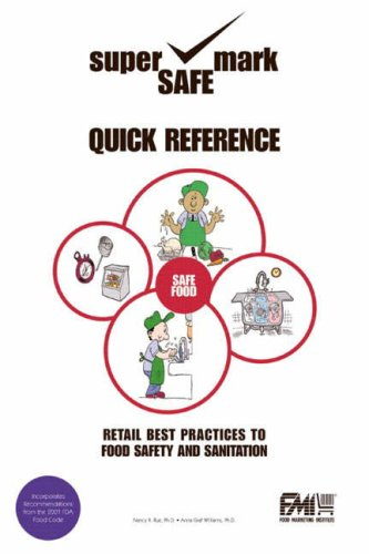 9780130424051: Retail Best Practices and Quick Reference to Food Safety and Sanitation