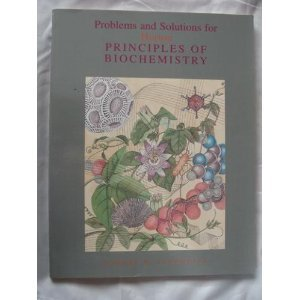 9780130424174: Problems and Solutions for Horton Principles of Biochemistry