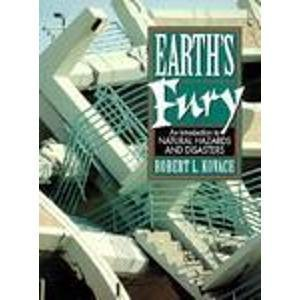 9780130424334: Earth's Fury: An Introduction to Natural Hazards and Disasters