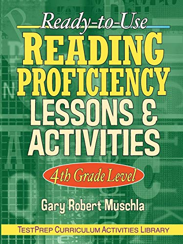 9780130424457: RTU Reading/Prof. Lessons 4th Gr