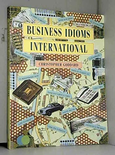 9780130424907: Business Idioms International (English Language Teaching)