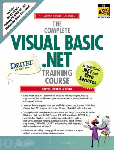 9780130425300: The Complete Visual Basic .Net Training Course