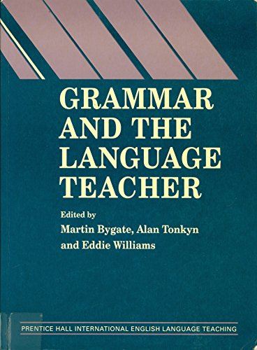 9780130425324: Grammar and the Language Teacher (Language teaching methodology series)