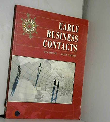 9780130425409: Early Business Contacts: Student's Book (2nd Edition) (ELT Contacts Series)