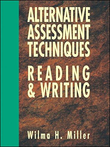 9780130425683: Alternative Assessment Techniques for Reading & Writing
