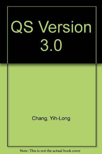 9780130427229: QS Version Quantitative Systems 3.0
