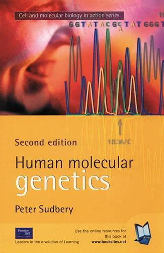 9780130428110: Human Molecular Genetics (2nd Edition)