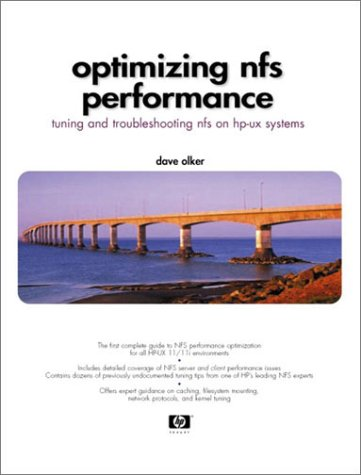 9780130428165: Optimizing NFS Performance: Tuning and Troubleshooting NFS on HP-UX Systems