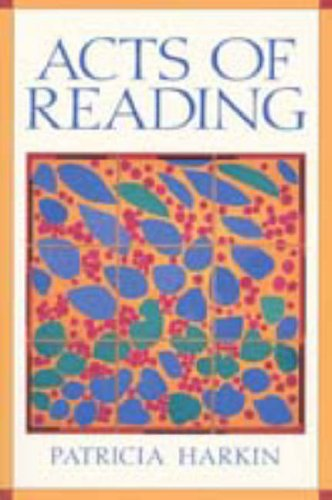9780130429384: Acts of Reading