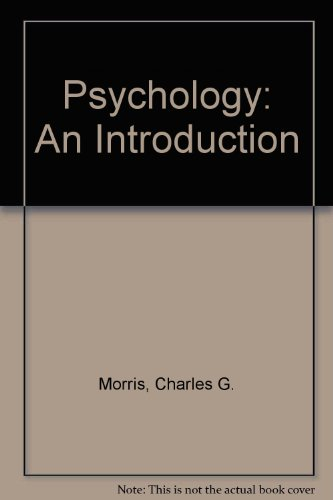 9780130429698: Psychology: An Introduction