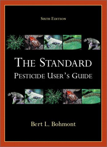 9780130431684: Standard Pesticide User's Guide, The (6th Edition)