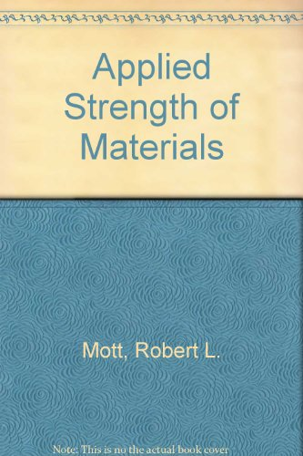 9780130434159: Applied Strength of Materials