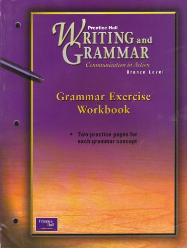9780130434517: Writing and Grammar Communication in Action