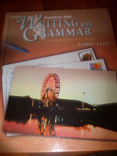 9780130434548: Prentice Hall Writing And Grammar 6th Grade Copper Florida Edition