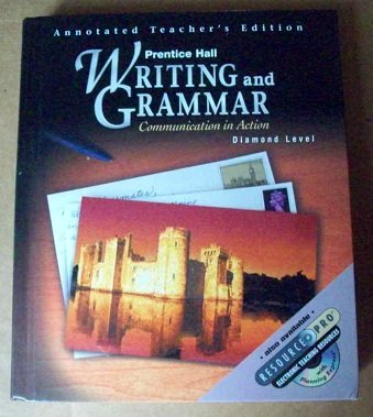 9780130434616: Writing and Grammar: Communication in Action (Diamond Level) (Diamond Level)