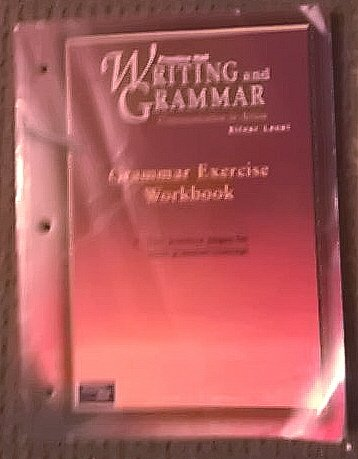 9780130434739: Writing and Grammar: Grammar Exercise Workbook (Silver Level)