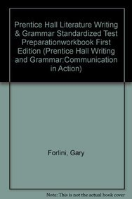 9780130435156: Writing and Grammar: Standardized Test Prep Copper Level 6 (Prentice Hall Writing and Grammar:Communication in Action)