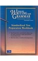 PRENTICE HALL LITERATURE WRITING & GRAMMAR STANDARIZED: PRENTICE HALL