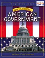 MAGRUDER'S AMERICAN GOVERNMENT GUIDE TO ESSENTIALS ENGLISH
