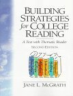9780130438942: Building Strategies for College Reading: A Text with Thematic Reader