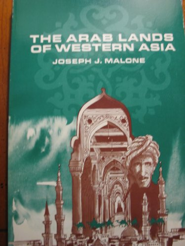9780130439505: Arab Lands of Western Asia (The modern nations in historical perspective series)